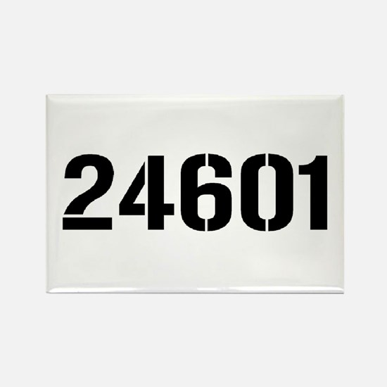 24601 Rectangle Magnet
