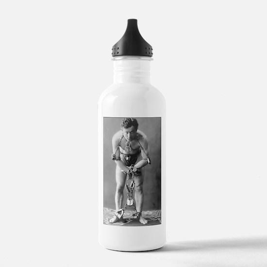 Harry Houdini Water Bottle