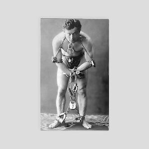 Harry Houdini 3'x5' Area Rug