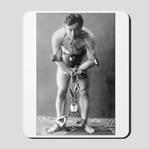 Harry Houdini Mousepad