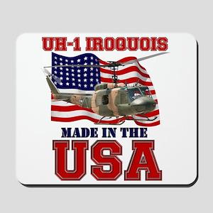 UH-1 Iroquois Mousepad