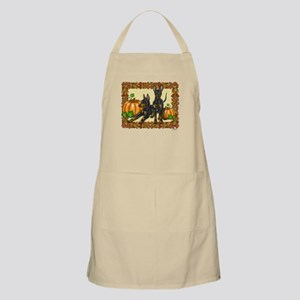 Autumn Toy Manchester Terriers Apron