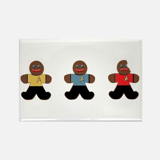 ST: Ginger4 Magnets