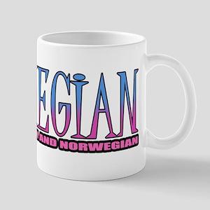 Afrowegian Mug