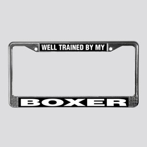 Well Trained By My Boxer