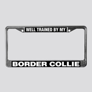 Well Trained By My Border Collie
