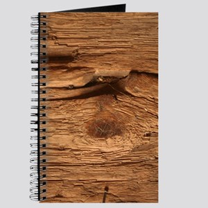 Barn Wood Journal