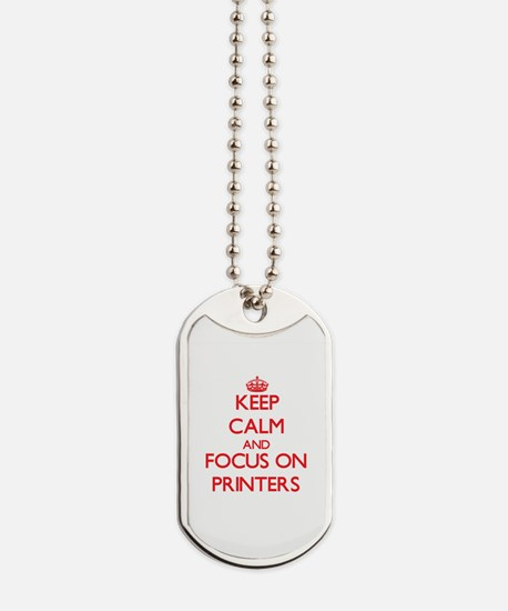 Cute Publisher Dog Tags