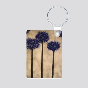 Palm Springs Palms Keychains