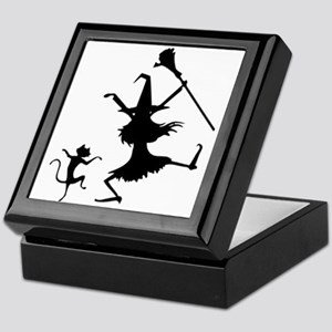 Dance Off Keepsake Box