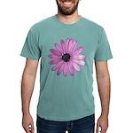 Purple Daisy Mens Comfort Colors Shirt