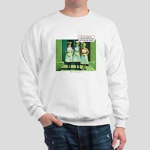 I Can Hardly Wait Sweatshirt