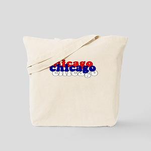 Chicago Wrigley Tote Bag