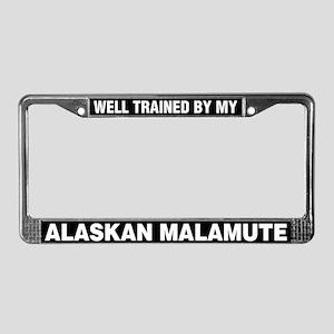 Well Trained By My Alaskan Malamute