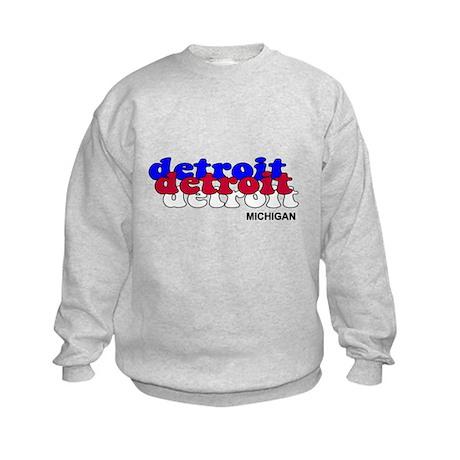 Detroit Piston Kids Sweatshirt