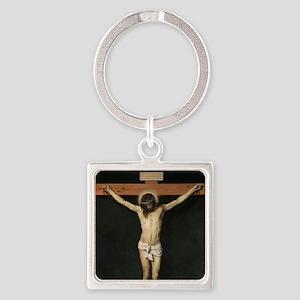Jesus Crucifiixion Keychains