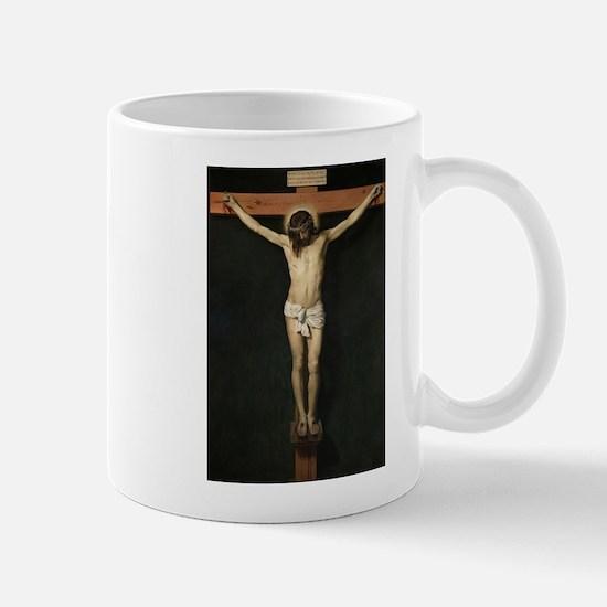 Jesus Crucifiixion Mugs