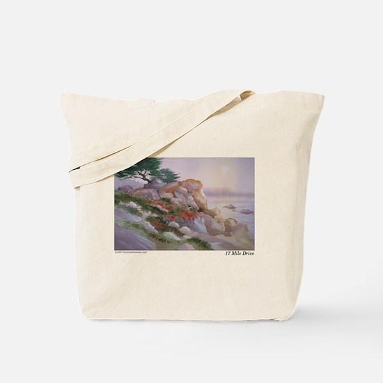 17 Mile Drive Tote Bag