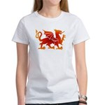 Dragon tattoo Women's T-Shirt