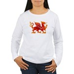 Dragon tattoo Women's Long Sleeve T-Shirt