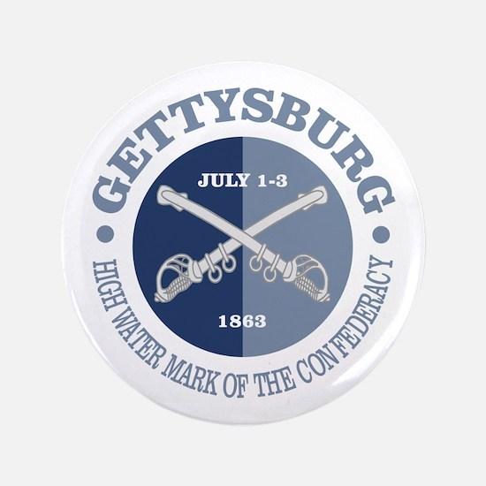 """Gettysburg (battle) 3.5"""" Button"""