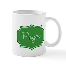 Green Frame Mugs