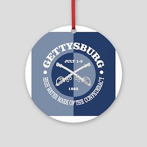 Gettysburg (battle) Ornament (Round)