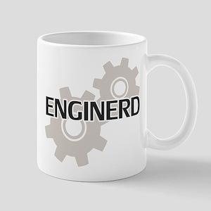 Enginerd Engineer Nerd Mugs