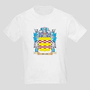 Da-Ca Coat of Arms - Family Crest T-Shirt