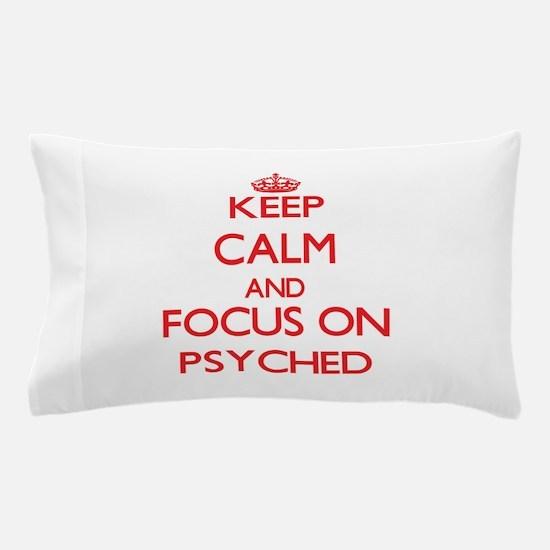 Unique Usa psych Pillow Case