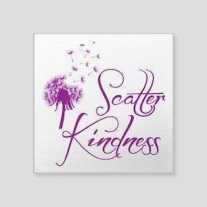 Scatter Kindness Sticker