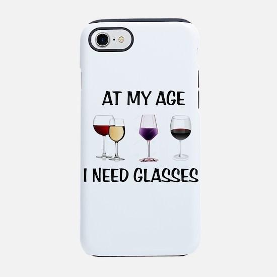 WINES iPhone 7 Tough Case