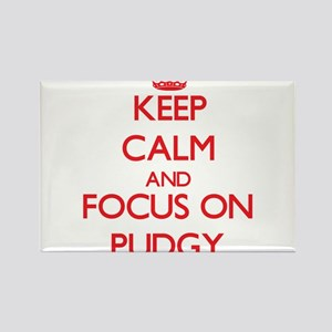 Keep Calm and focus on Pudgy Magnets