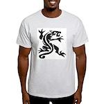 Black Panther Tattoo Light T-Shirt