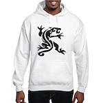 Black Panther Tattoo Hooded Sweatshirt
