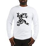 Black Panther Tattoo Long Sleeve T-Shirt