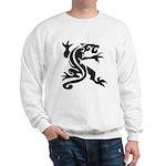 Black Panther Tattoo Sweatshirt