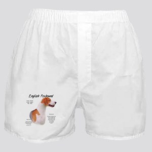 English Foxhound Boxer Shorts