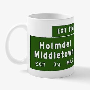 Holmdel, Middletown, NJ Parkw Mug