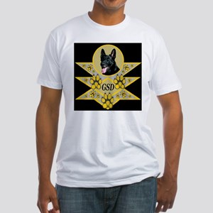 GSD Spiritual Embrace Style 2 Fitted T-Shirt
