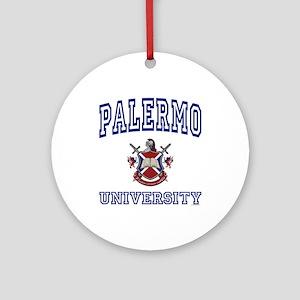 PALERMO University Ornament (Round)