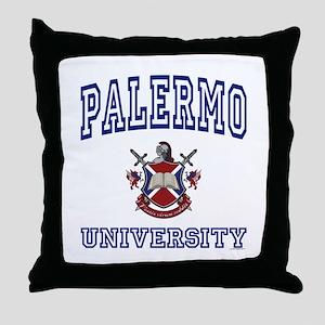 PALERMO University Throw Pillow
