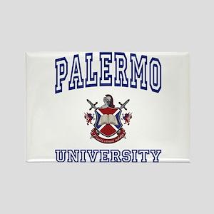 PALERMO University Rectangle Magnet