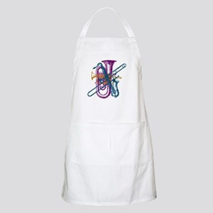 New Orleans Music #1 BBQ Apron