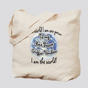 PBGV World2 Tote Bag