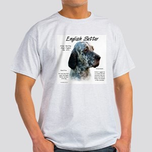 English Setter Light T-Shirt