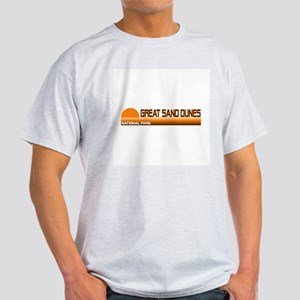Great Sand Dunes National Par Light T-Shirt