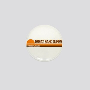 Great Sand Dunes National Par Mini Button