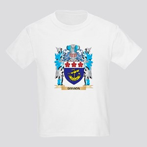 Davion Coat of Arms - Family Crest T-Shirt