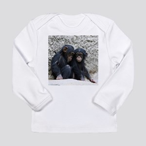 6544a8447bf0 Baby T-Shirts. Chimpanzee002 Long Sleeve T-Shirt